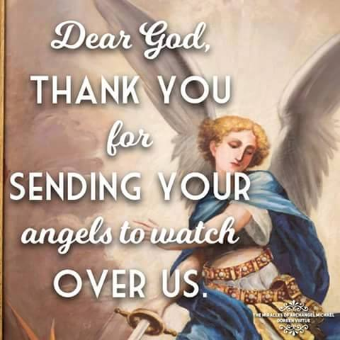 MESSAGE FROM ARCHANGEL MICHAEL AND ARCHANGEL ARIEL by Inakshi Singh