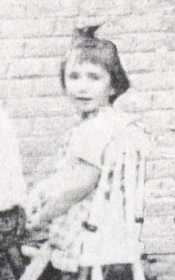 this is me in 1966 - I was 4 years old
